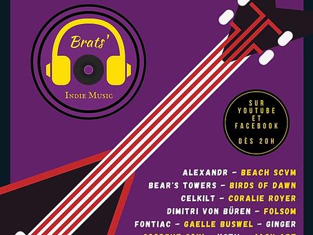 Brat Indie Music Home Festival