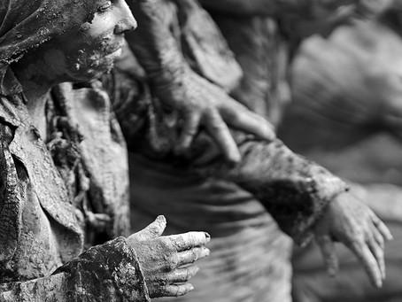 LES ÊTRES DEBOUE à Jonzac - Journée du Patrimoine