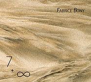 Cover Fabrice Bony - 7 + infini - 150 dp