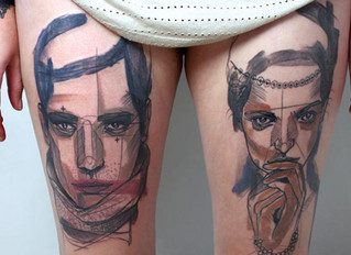 Beautiful Illustrative Tattoo Styles
