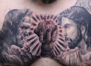 Fantastic Black and Grey Tattoo Ideas