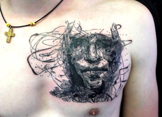 "Great ""Sketch Work"" Tattoo Style"