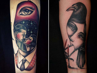 What do you know about Surrealism Tattoo Style ?