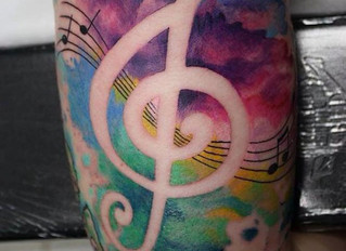 Incredible Watercolor Tattoos