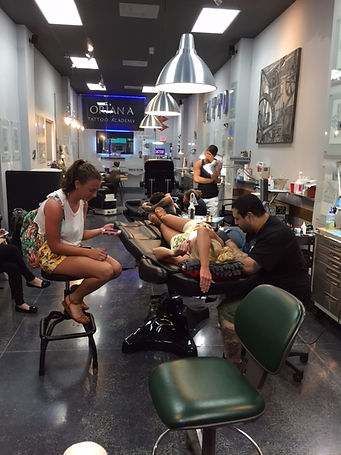 tattoo school in miami beach