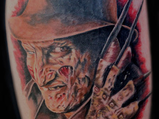 Creepy Horror Tattoos!