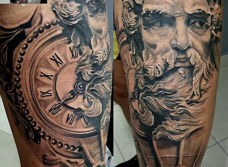 Oriana Tattoo