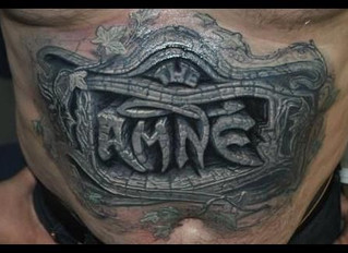 Stonework Style Tattoos are Amazing!