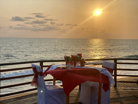 Are you prepared for the Valentine's Dinner