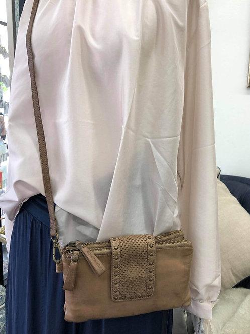 Flair Crossbody Bag Stone Grey