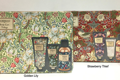 Body Care Trilogy ~ Morris & Co. Assorted