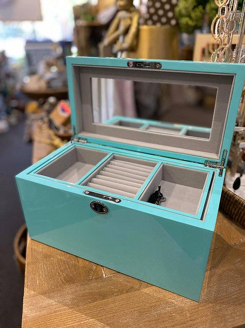 Jewellery Box Tiffany Turquoise