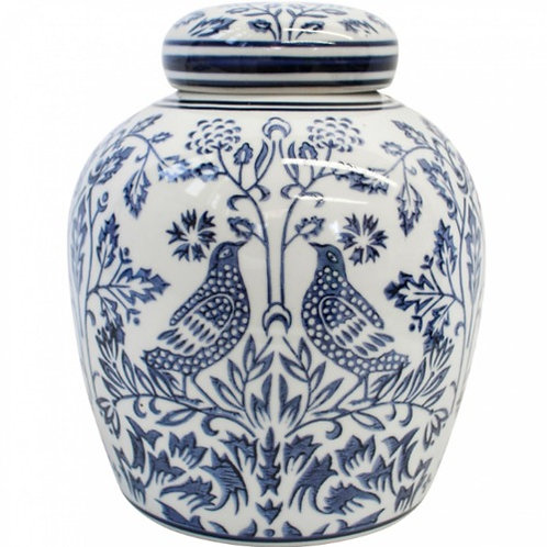 William Morris Ceramic Ginger Jar