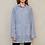 Thumbnail: 'Zigstripe' Patterned Raincoat - PAQME