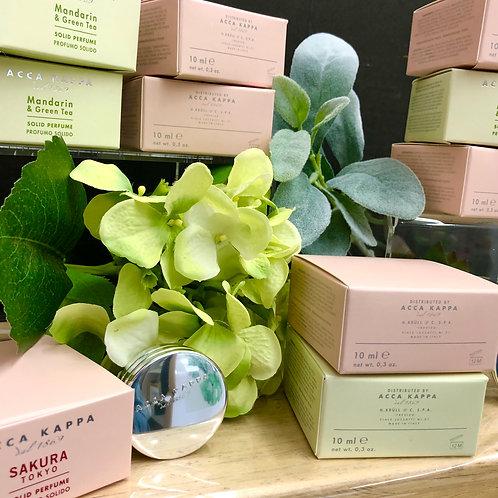 Unisex Acca Kappa Solid Eau de Parfums - Assorted Fragrances