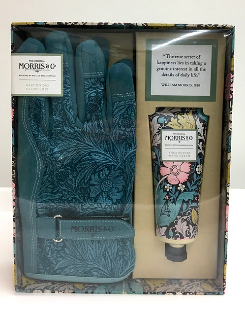 Gardening Gloves + Hand Cream Kit ~ Morris & Co.