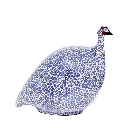 Guinea Fowl Blue M