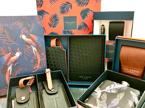 Assorted Ted Baker Gifts For Him