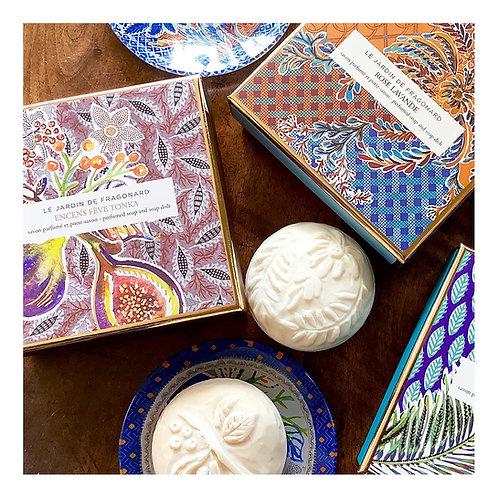 Fragonard Scented Soaps & Soap Dishes - Assorted Fragrances