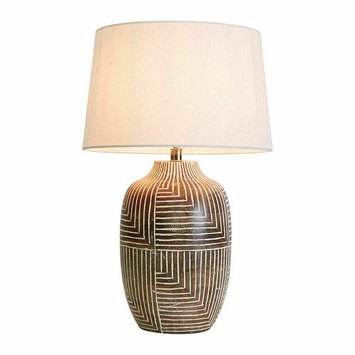 Avoca Wooden Lamp
