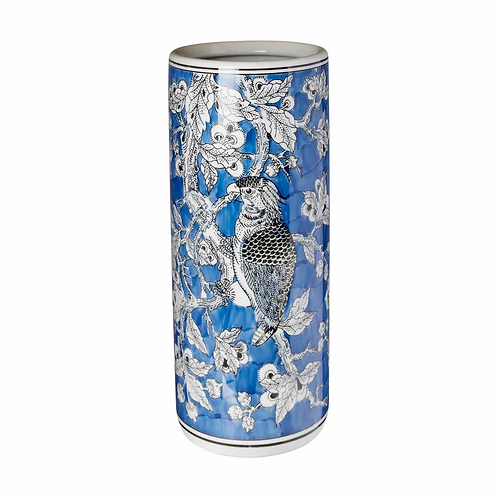 Cockatoo Print Umbrella Stand