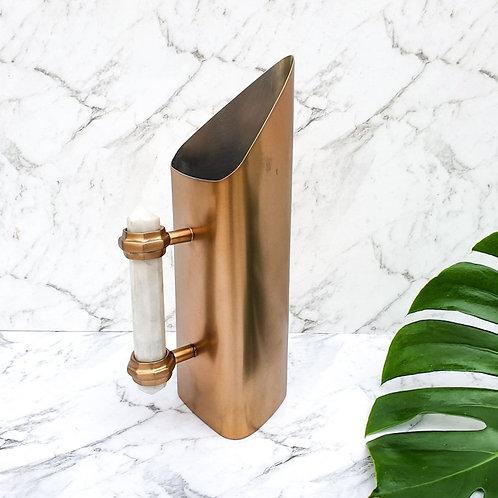 Water Jug - Copper & Marble