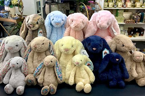 Assorted Bunny Plush