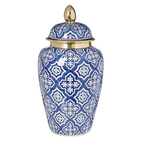'Tangier' Ceramic Ginger Jar