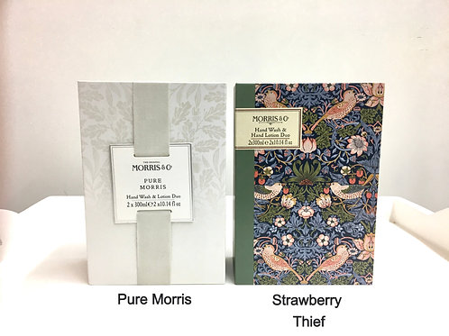 Hand Wash & Lotion Duo ~ Morris & Co. Assorted