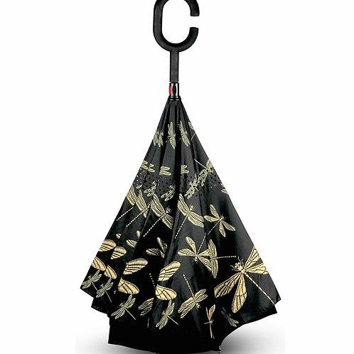 Dragonfly Reverse Umbrella