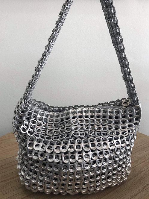 Aluminium Pull-Tab Greta Bag ~ Escama Studio - Assorted Colours