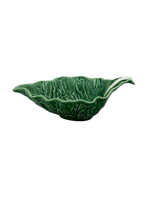Cabbage Gravy Boat - Bordallo Pinheiro
