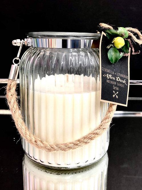 After Dark Citronella & Lemongrass Oleria Emporium Candles