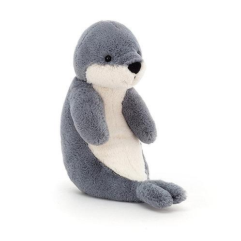 Medium Bashful Seal - Jellycat Plush Toys