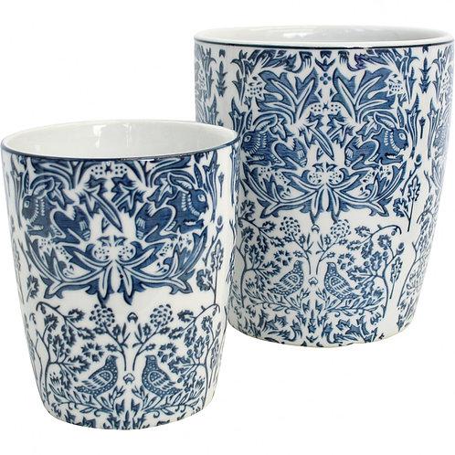 William Morris Planter Pots - 2 Sizes