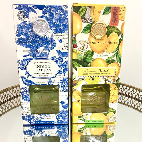 Reed Diffusers Assorted - Michel Design Works