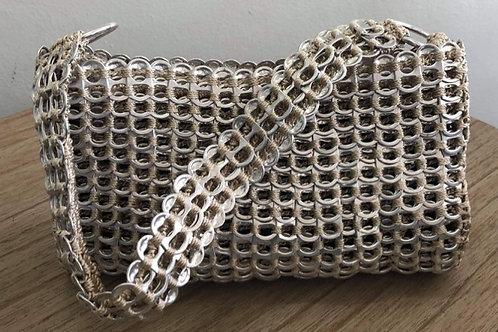 Aluminium Pull-Tab Danubia Bag ~ Escama Studio