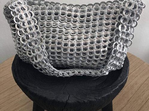 Aluminium Pull-Tab Leda Bag ~ Escama Studio - Assorted Colours