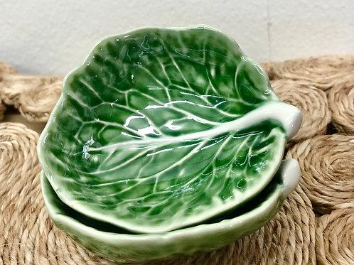 Cabbage Mini Leaf Dish