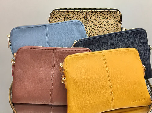 Elms+King Bowery Wallets - Assorted Brights