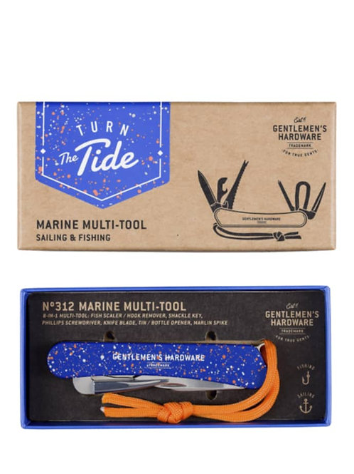 8-in-1 Marine Multi-Tool - Gentlemen's Hardware