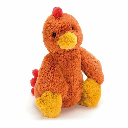 Small Bashful Rooster - Jellycat Plush Toys
