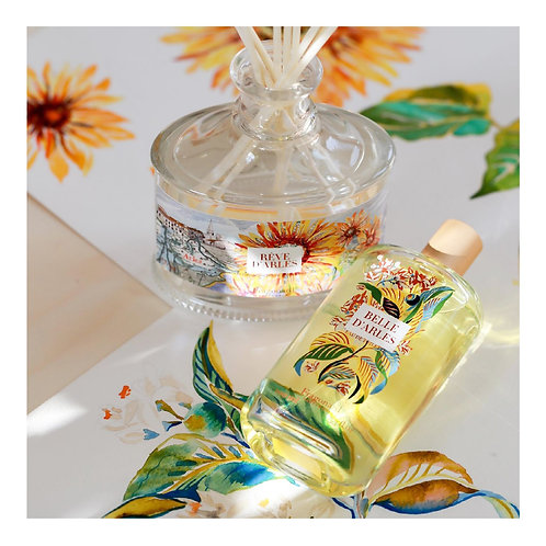 Rêve d'Arles Reed Diffuser - Fragonard Parfumeur
