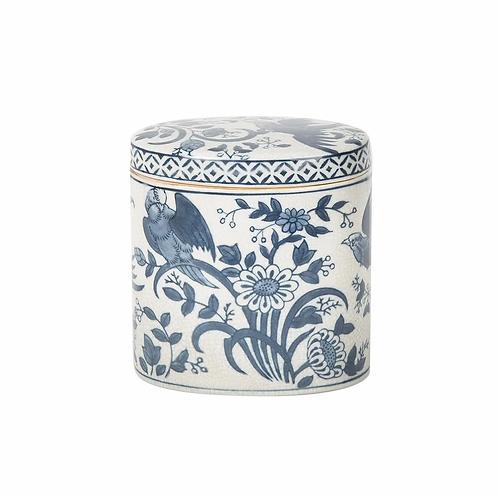 Jardin Print Oval Jar