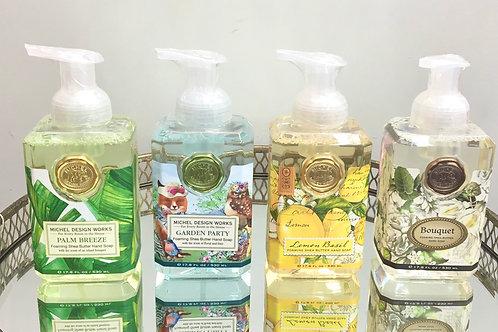 Foaming Hand Wash Assorted - Michel Design Works