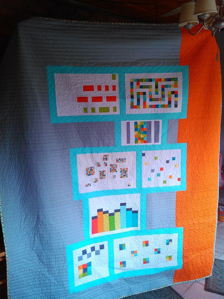 2013 Quiltcon Entry