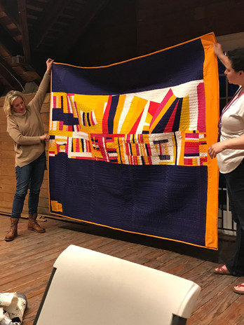 2018 QuiltCon Charity