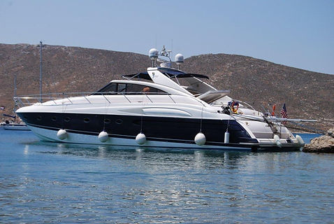 Princess v65 @ Mykonos