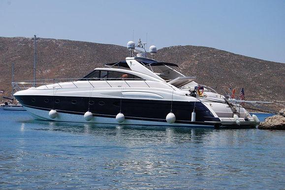 Princess V65 @ Greece