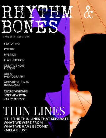 ISSUE FOUR: THIN LINES